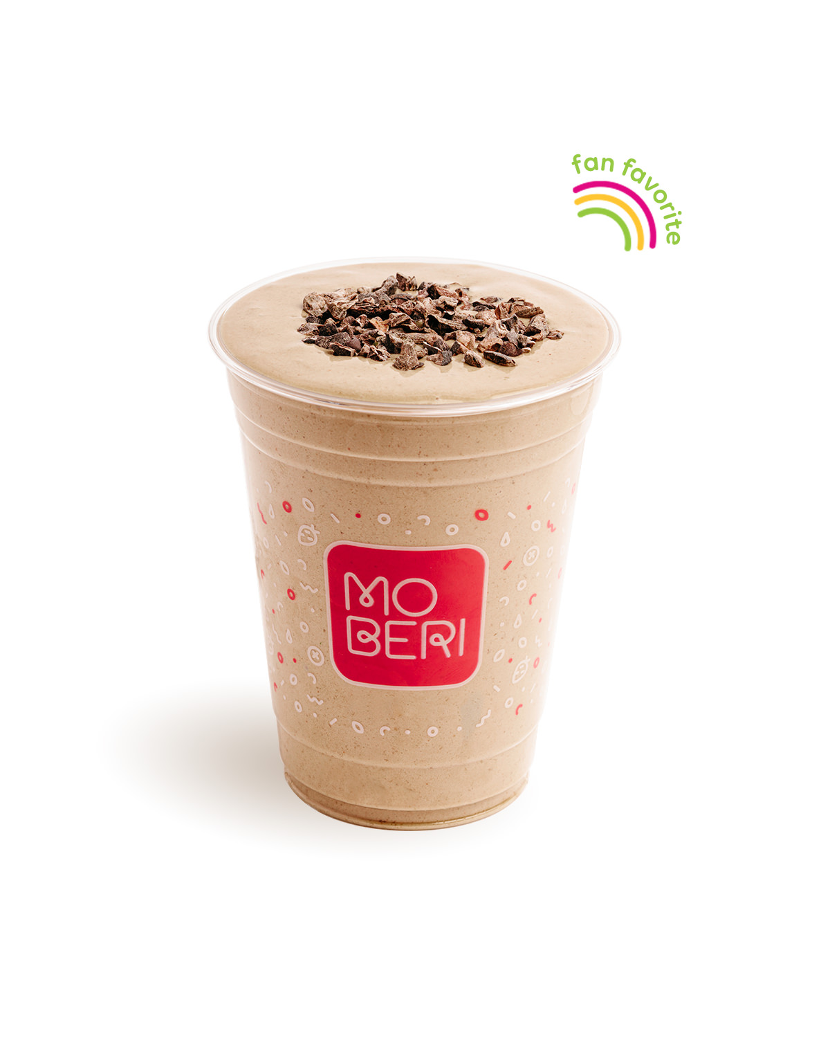 Moberi Peanut Butter Cacao Protein Smoothie
